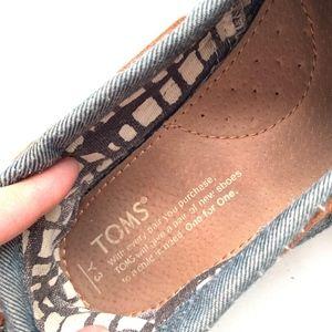 Toms Shoes - TOMS Slip-on Adjustable Strap Loafers Shoes